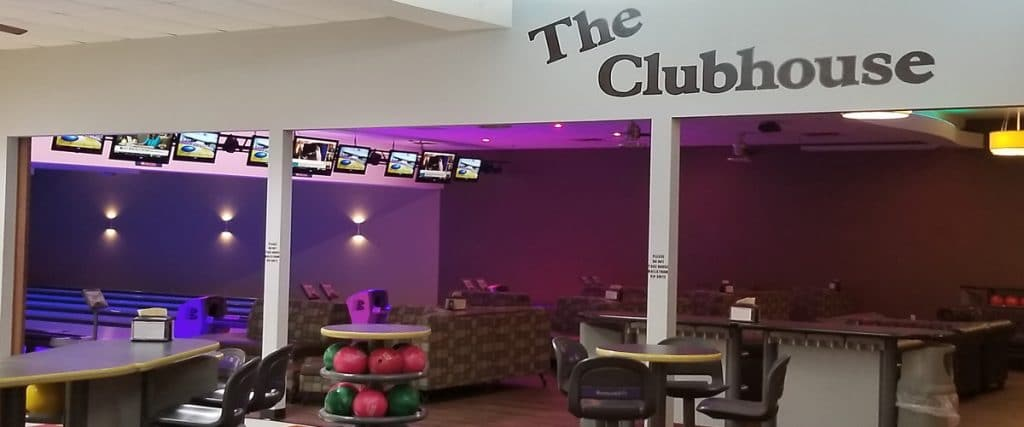 Clubhouse VIP room