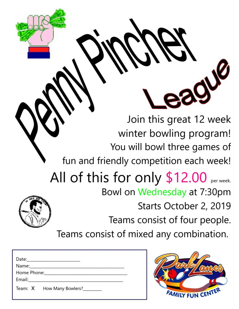 penny pincher league